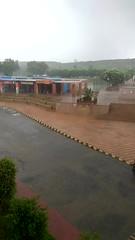 First decent monsoon rains of the season. A view from my office window.#Monsoon #rain #AnsalUniversity #video #ClimberExplorer #Delhi #Gurgaon #ncr (Anil.Yadav1) Tags: delhi ncr climberexplorer ansaluniversity video rain gurgaon monsoon