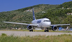 JSI/LGSK: Tarom Airbus A318-111 YR-ASB (Roland C.) Tags: jsi lgsk airport skiathos greece tarom airbus a318 a318100 yrasb airliner aircraft airplane aviation