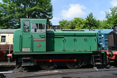 446 Avon Valley Railway 030618 (Dan86401) Tags: avr avonvalleyrailway 446 andrewbarclay 040 040dm dieselmechanical shunter
