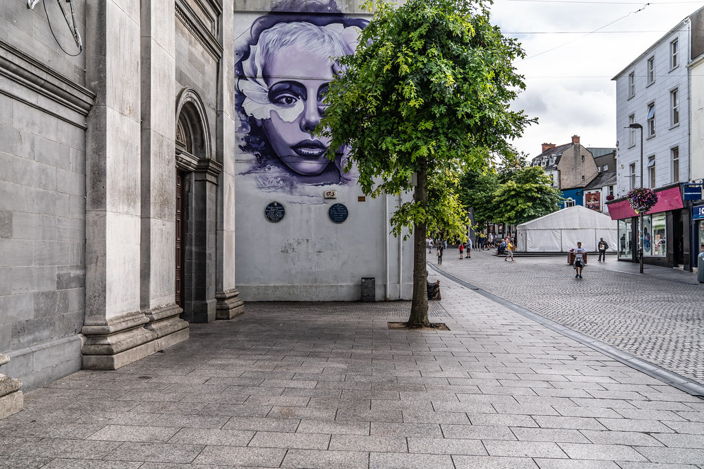 EXAMPLES OF STREET ART [URBAN CULTURE IN WATERFORD CITY]-142299