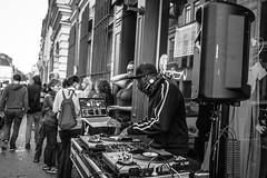 Le DJ (Sébastien VASSEUR) Tags: noiretblanc leicaq lillemaville lille dj