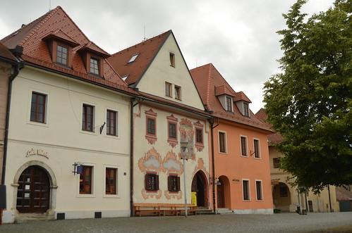 Bardejov's old square XIV