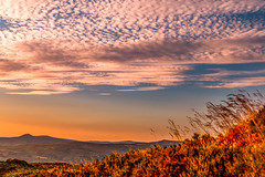 Evening on The Roaches (patrica.evans3) Tags: peak district roaches landscapes skies clouds sunset
