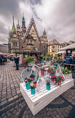 Wroclaw (Vagelis Pikoulas) Tags: wroclaw poland europe travel landscape city cityscape holidays urban square old tokina town canon 6d may spring 2018