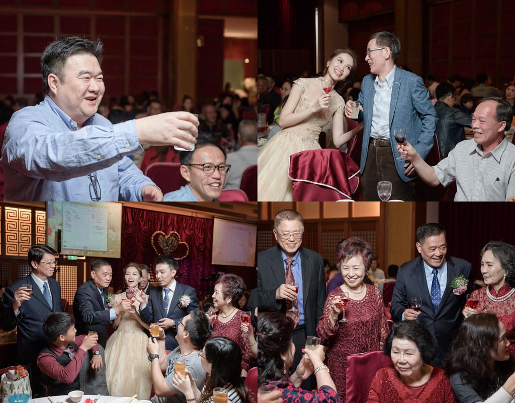 台南婚攝 - 總理大餐廳婚宴!婚禮紀錄-63