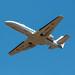 EGLF - Cessna 550 Citation II - Spanish Navy - 01-405