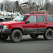 Jeep Grand Cherokee Mudding