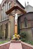 St Andrews Willesden (London Less Travelled) Tags: uk unitedkingdom england britain london urban city brent willesden church christ cross standrew jesus inri
