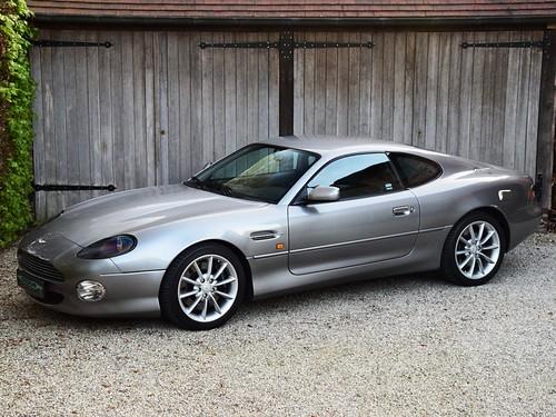 Aston Martin DB7 Vantage V12 (2002)