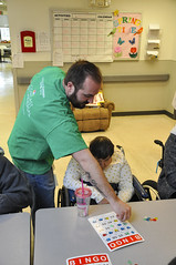Comcast Cares Day at The Arc Baltimore