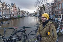 Canales-de-Amsterdam (Fotoencuadre Miguel Alvarez) Tags: amsterdam canales hnda bicicleta calle ciudad