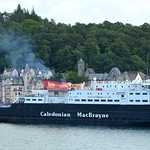 Clansman in port thumbnail