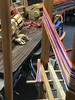 IMG_1638 (basket-lady) Tags: weaving 32cotton 2harness looms 4harness warp weft shuttles