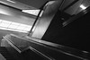 Escalators - Port Authority (Zach K) Tags: port authority new york city nyc bus transit trainstation busstation moving people 42nd street 8th avenue up down peoplemover vertical lines angles geometry acros fufjifilm fuji portauthority