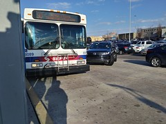 2005-2006 Septa New Flyer D40LF #8089 @ Plymouth Meeting Mall (NeoplanDan) Tags: septa trains rail transit bus new flyer d40lf