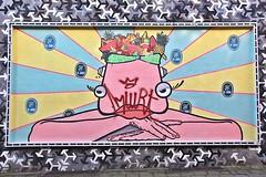 Mechels Fruit # 2 (just.Luc) Tags: kreashit graffiti streetart urbanart mechelen malines colors colours farben kleuren vlaanderen flandres flanders belgië belgien belgique belgica belgium europa europe wall muur mauer mur
