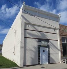 Masonic Lodge (Lucas, Iowa) (courthouselover) Tags: iowa ia masonicbuildings lucascounty lucas