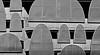 outside (christikren) Tags: austria architecture blackwhite bw building christikren facade linescurves monochrome noiretblanc sw vienna garage urban abstract concrete detail buildings skurril outside grey