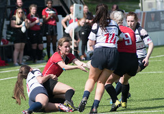 Preston Grasshoppers Ladies - Lancaster Uni Ladies April 21, 2018 28937.jpg (Mick Craig) Tags: action hoppers fulwood upthehoppers rugby preston 4g lancasteruni lancashire union agp prestongrasshoppers ladies lightfootgreen rugger uk sports