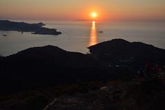 Tramonto all'Elba (carlogalletti) Tags: elba isola sole sun tramonto mare sea italia italy toscana tuscany livorno capraia portoferraio
