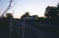 CSX GP40-2 #6212 (Trackside Gorilla) Tags: conrailriverline kingstonnewyork csx gp402