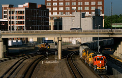 Cement City Local (Jeff Carlson_82) Tags: bnsf mo emd cementcity local gp393 relco rebuilt rebuild gp30 kcus unionstation kct transcon burlingtonnorthernsantafe 2550 kansascity missouri train railroad railfan railway marcelinesub emporiasub