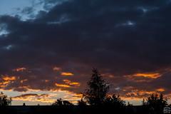 Sunset / @ Dresden / 2018-06-30 (astrofreak81) Tags: sunset dresden night clouds