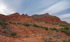 Trailhead, Canyon Loop Trail, Caprock Canyons State Park, Texas (Rick Knepper) Tags: fujifilmgfx50s gf3264mmf4rlmwr