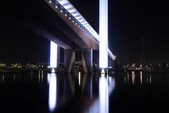 (Murdoch80) Tags: melbourne melb melbournebridge melborune boltebridge concrete voices concretebridge conbritra longexposure bridge bridgephotography nikon nikond600