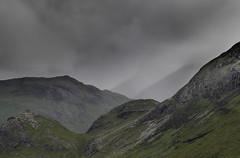 """THE LURE OF BLA BHEINN "" (Wiffsmiff23) Tags: blabheinn scotland isleofskye mountains dramatic drama elgol mist clouds"