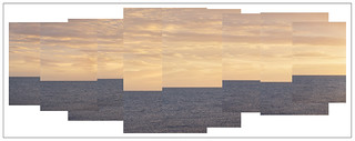 Craster Dawn, Collage