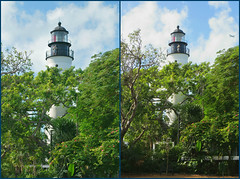 Key West (Florida) Trip 2017 Duo 0425-7799 (edgarandron - Busy!) Tags: florida keys floridakeys keywest lighthouse