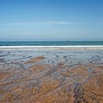 Shingle beach at Sandsend. thumbnail