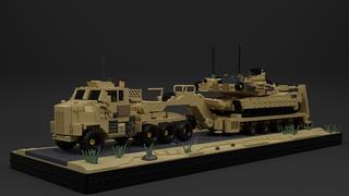 M1070A1 & M1000