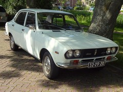 1973 Mazda 616 1600 Deluxe (automatic) (Skitmeister) Tags: 3229zk carspot auto pkw voiture car skitmeister