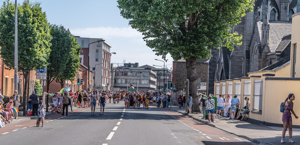 ABOUT SIXTY THOUSAND TOOK PART IN THE DUBLIN LGBTI+ PARADE TODAY[ SATURDAY 30 JUNE 2018]-141799