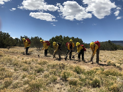 May 2018 Wildland Training