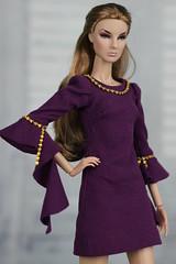 Fashion Royalty Nu Face Giselle Majestic (Regina&Galiana) Tags: fashionroyalty integritytoys doll dress ooak forsale nuface barbie giselle fairytale convention elyse majestic wanderlust seduisante