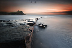 Kimmeridge Bay (Mark Leader) Tags: kimmeridgebay beach coast colour dreamscape dorset jurassic longexposure ndfilter nd leebigstopper ocean peaceful tranquil tranquility sunset explore