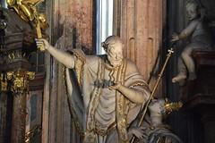 Prag-St.Nikolaus 13 (fotomänni) Tags: prag praha prague kirche church eglise stnikolaus sakralfotografie sakralekunst skulptur skulpturen sculpture manfredweis