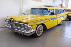 1959 Edsel Villager Station Wagon (The Adventurous Eye) Tags: 1959 edsel villager station wagon jkclassicsummertime2018