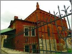 Cracovia (Polonia) - Kraków (Poland) (sky_hlv) Tags: lasinagogavieja starasynagoga oldsynagogue sinagoga synagogue szerokastreet kazimierz jews jewishdistrict barriojudio kraków cracovia poland polonia europe europa city ciudad