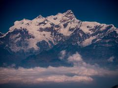the Himalayas from the air (CamelKW) Tags: abc annapurnabasecamptrek annapurnaregiontrek kathmandu mbc machapuchare machapucharebasecamp nepal pokhara
