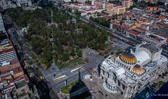 2018 - Mexico City - Alameda Central + Palacio de Bellas Artes (Ted's photos - For Me & You) Tags: 2018 cdmx cityofmexico cropped mexico mexicocity nikon nikond750 nikonfx tedmcgrath tedsphotos tedsphotosmexico vignetting torrelatinoamericana torre palaciodebellasartes alamedacentral latinamericantower