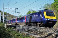 43025 (stavioni) Tags: fgw gwr hst first great western high speed train rail diesel power car class43 inter city intercity 125 railway