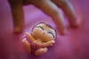 Catchy (jarrardphotography) Tags: doll lol macromonday pink play childhood hand macro plastic tiny tinytot toy