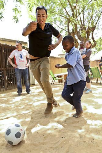 Flintlock 2018 Orphanage Visit