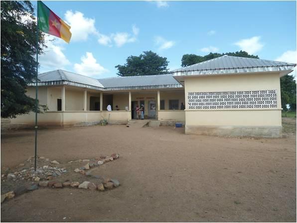 Health Center photos taken by eBASE, Africa, Cameroon
