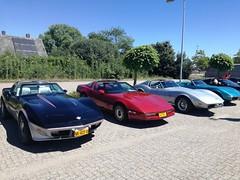 IMG_20180630_142250 (MR_Engine) Tags: corvette 2018 65years wezep