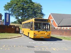 Harris Coaches 14 (Welsh Bus 18) Tags: harriscoaches volvo b10b58 plaxton verde 14 p635ffc ystradmynach oxfordbuscompany 635